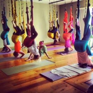 extrastep defying gravity with aerial yoga in delray beach