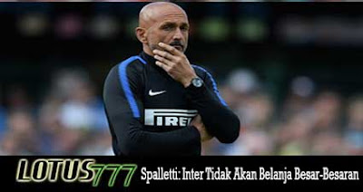 Spalletti: Inter Tidak Akan Belanja Besar-Besaran