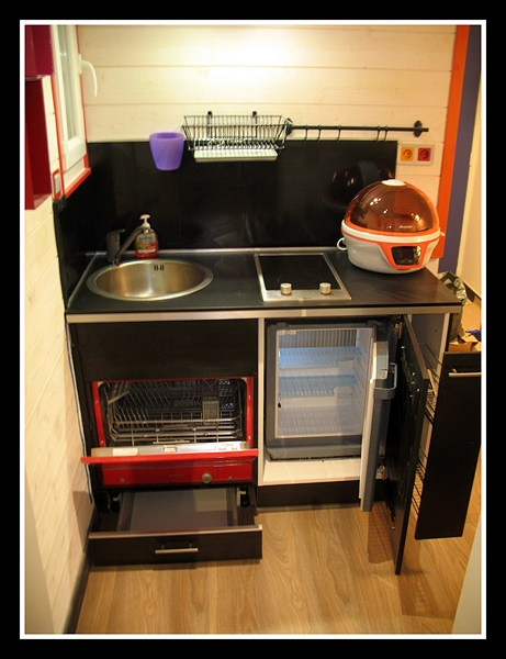 Le Projet  optimiser lu0027espace du0027une cuisine avec un souci de