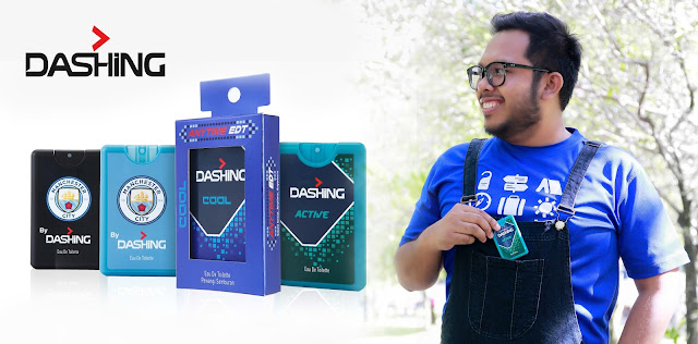 DASHING ANYTIME  EDT