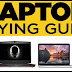QUICK GUIDE before buying laptop