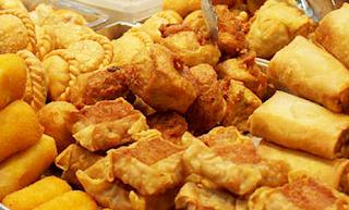 gorengan makanan laris dibulan puasa