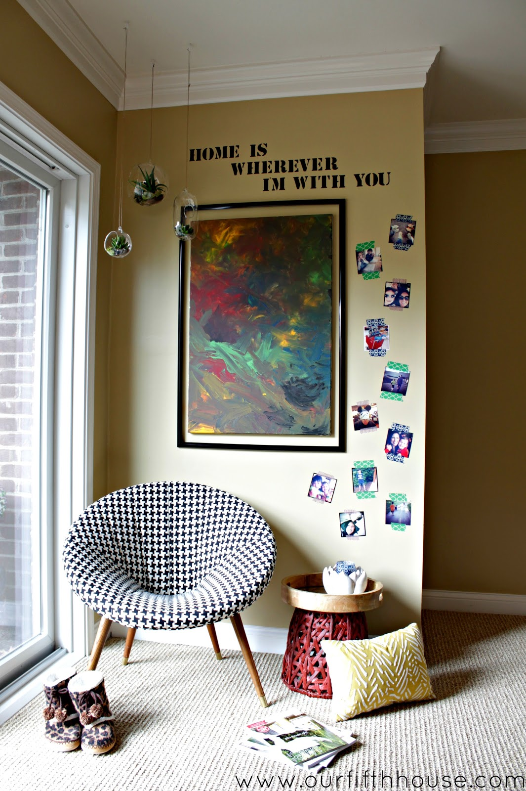 Reading Chairs For Small Spaces Part - 38: Mom Cave