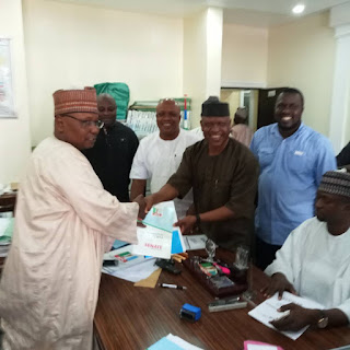 Breaking: Emerhor submits APC normination form