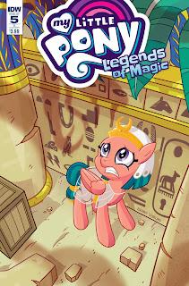 Legends of Magic #5