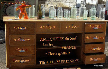 VERRE ANTIQUE GLASS