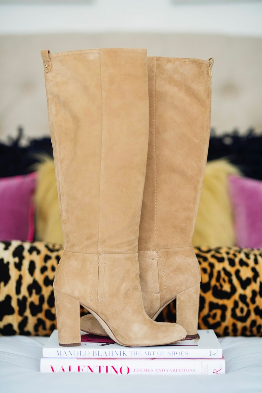 Nordstrom Anniversary Sale Sam Edelman Caprice Knee-High Boots - Something Delightful Blog