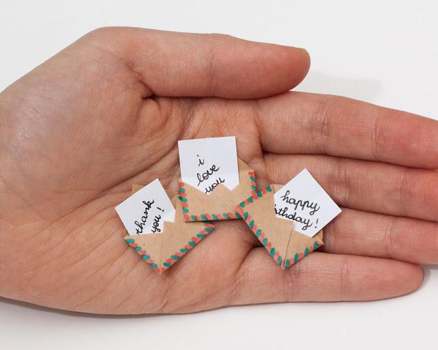 Cartas de amor miniatura