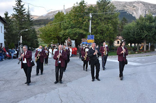 La Processione in onore di Sant'Eustachio a Campo di Giove (2016)