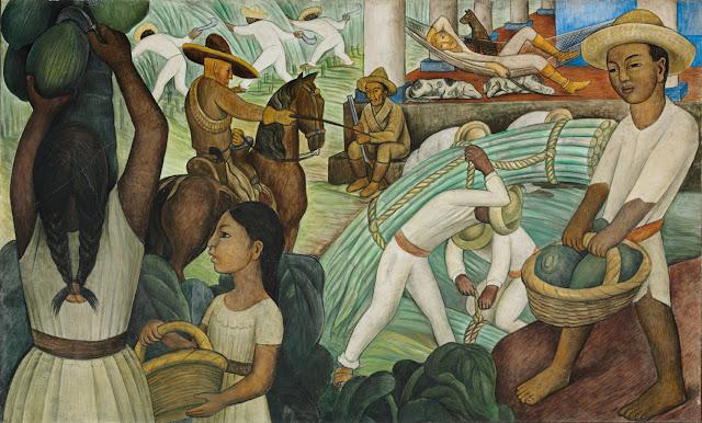 Murais Diego Rivera