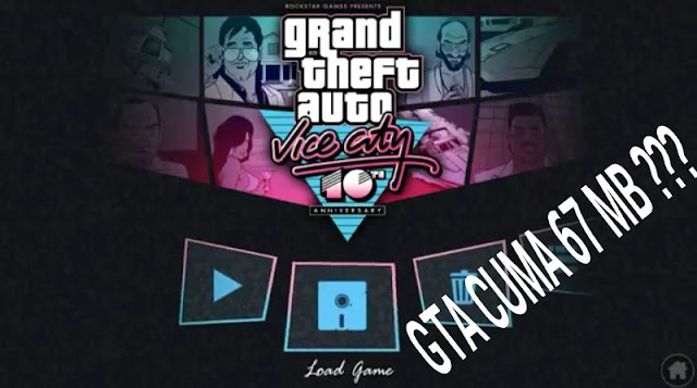 GTA VICE CITY LITE OFFLINE HIGH COMPRESSED