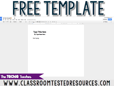 Do you teach your students about tall tales? Check out this fun way to wrap up a unit by having your students write their own tall tale and turn it into a TALL masterpiece. Free Google Doc & Word template included for students to type their stories!