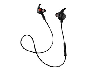Jabra Rox Bluetooth Earbuds (Refurbished)