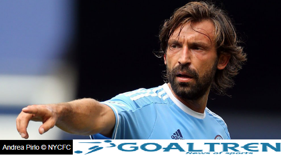 "alt=""Flamboyant playmaker Andrea Pirlo finally officially confirmed himself hanging """