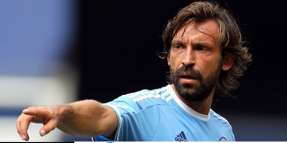 Pirlo Officially Declare Hanging Shoes