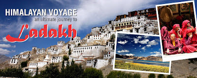 Himalayan Voyage - IV, an ultimate journey to Ladakh