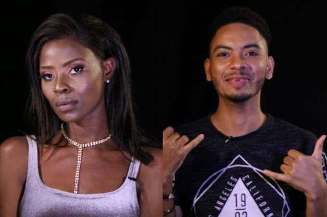 #BBNaija2018: Big Brother Disqualifies Khloe & K-Brule (See Why)