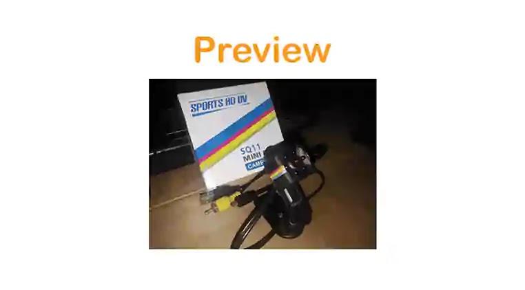 Mengulas Kamera SQ11 MINI DV - Ada Harga ada Kualitas