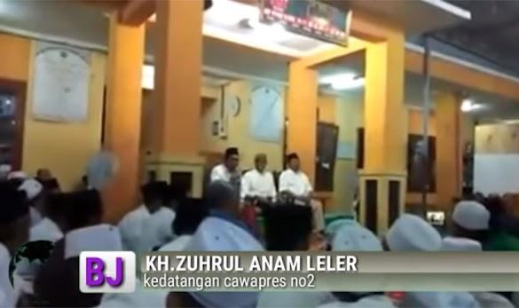 Tokoh Ulama Banyumas Doakan Sandi Jadi Wakil Imam Negeri Muslim Terbesar di Dunia