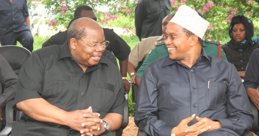 Image result for photos of mkapa and kikwete