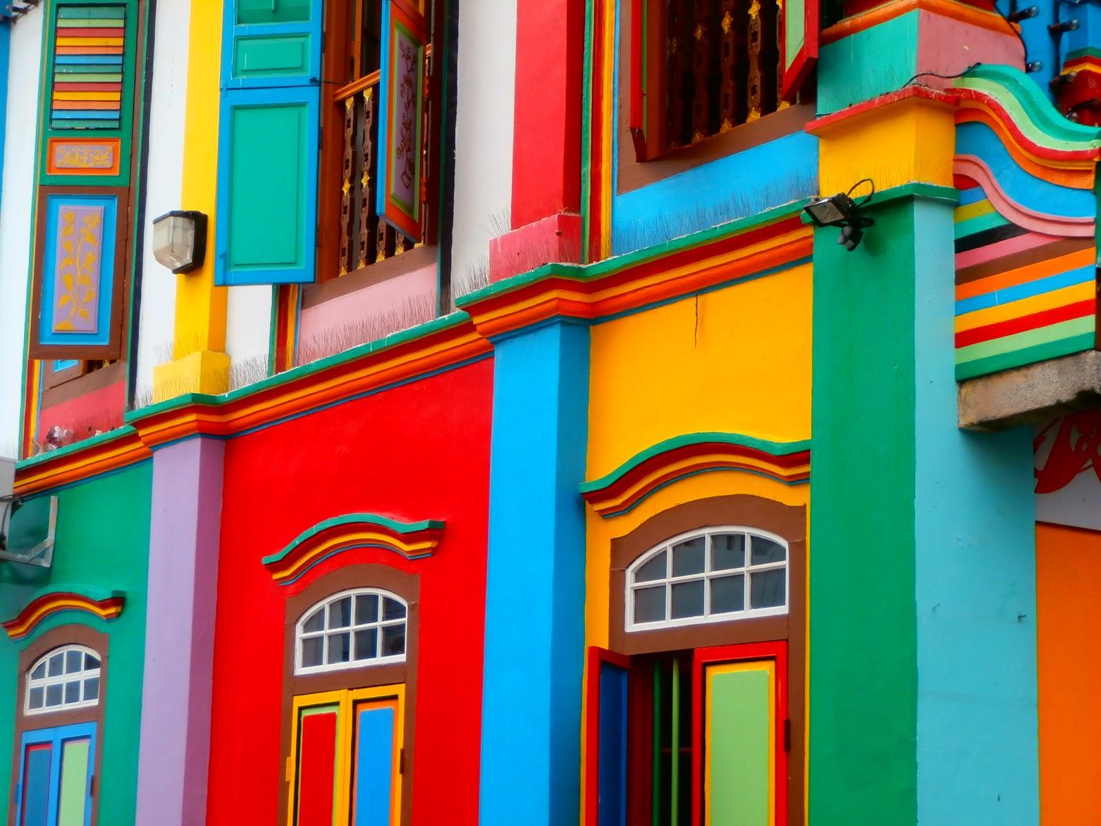 Kristofir Dean Colourful Singapore