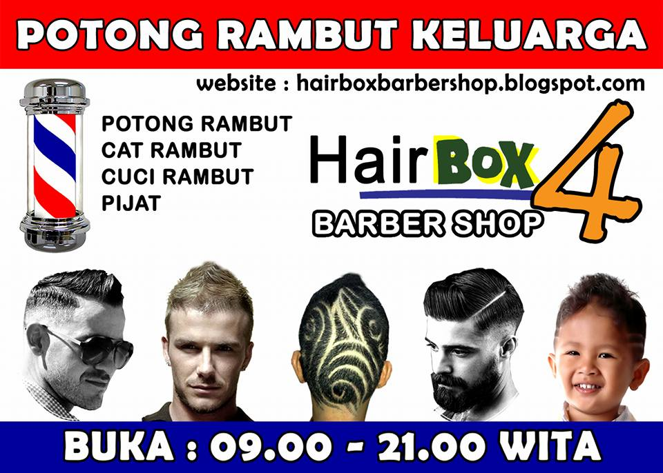 Pangkas Rambut Hairbox Barbershop 192e31801a