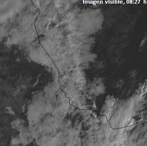 Cielo nublado, alerta de surada el fin de semana en Estado Veracruz