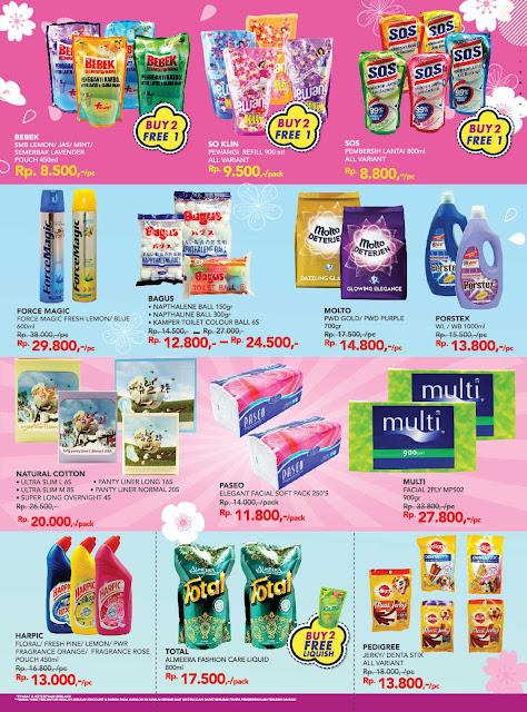 Katalog Harga Promo AEON Store Periode 26 April - 9 Mei 2018