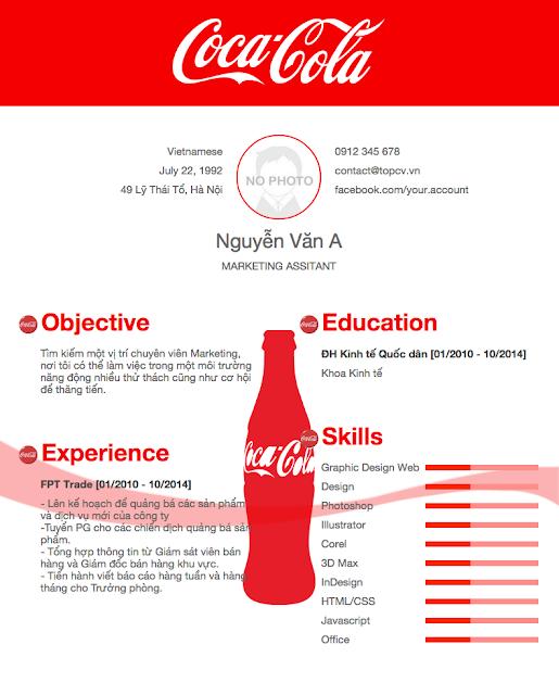 Kinh nghiệm thiết kế CV ấn tượng