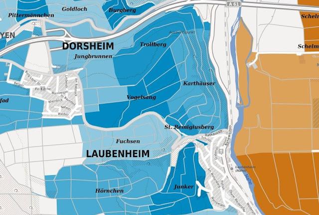 Weinlage Laubenheimer Karthäuser