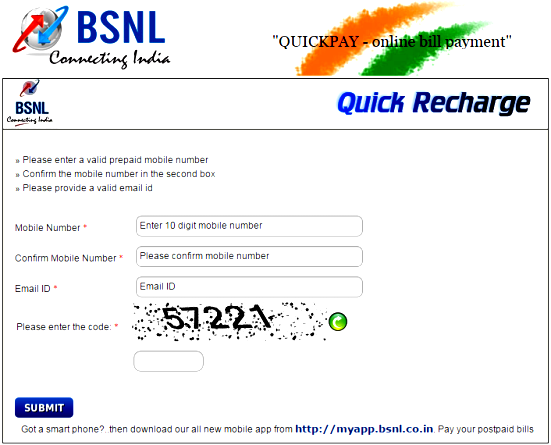 BSNL's Online Recharge Portal: The Best Portal for Prepaid