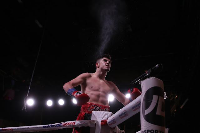 Reshat Mati Defs. Benjamin Borteye Via TKO1, welterweights