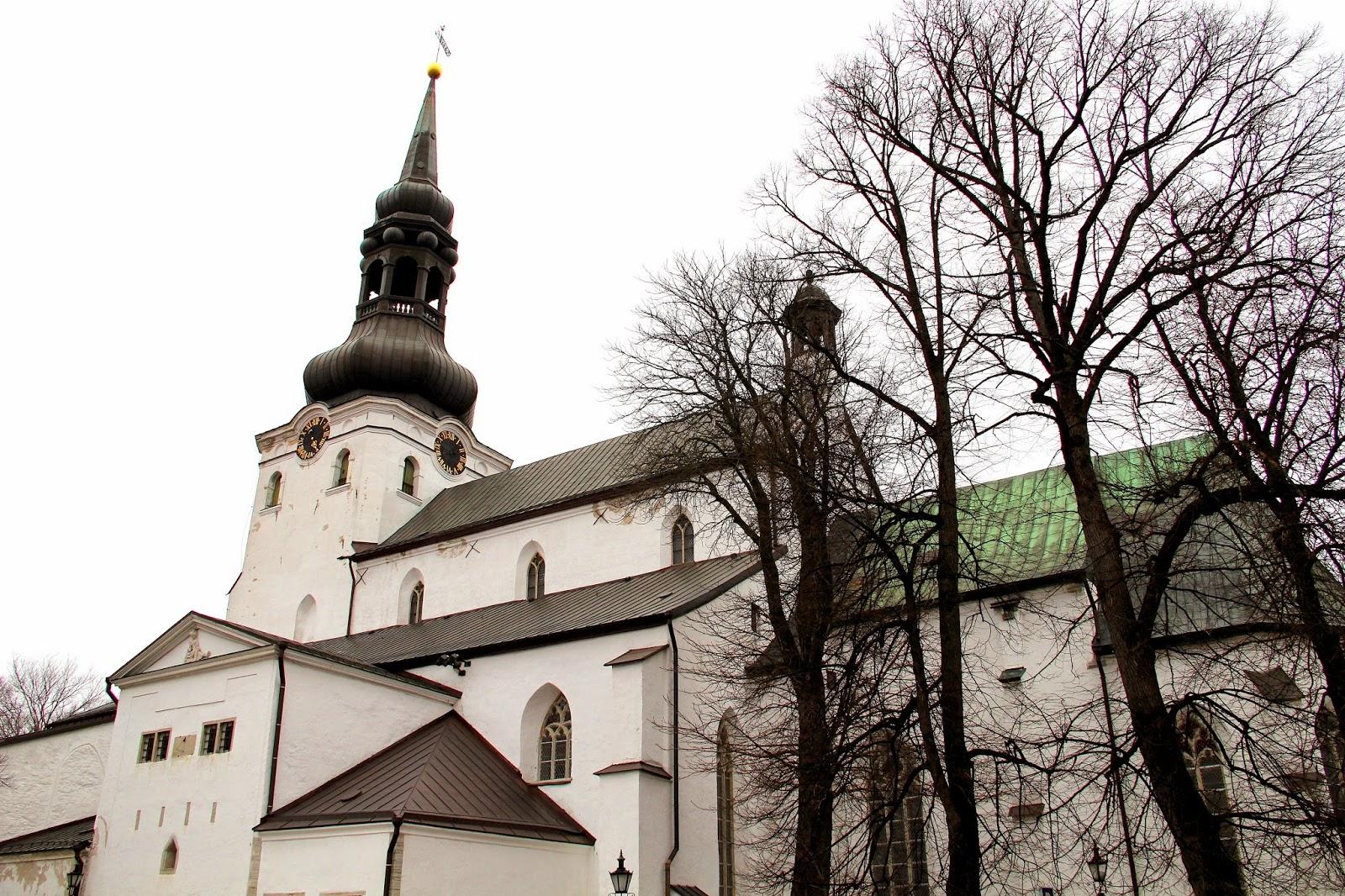 Dome Church Old Town Tallinn