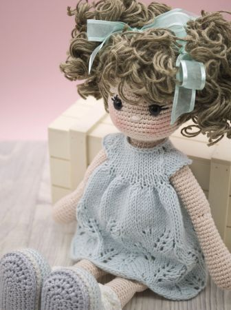 Boneca Mari Amigurumi no Elo7 | Sonho Arteiro (C7A5BB) | 450x336