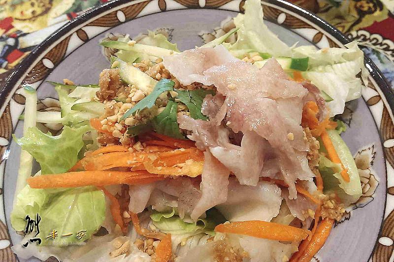 三峽北大擺夷料理|滇園米干餐廳|三峽北大佳園路餐廳