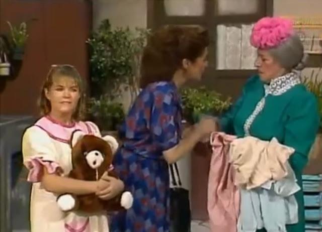No episódio de 1987