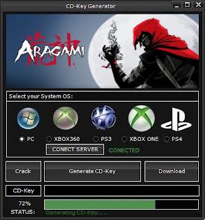 Aragami CD Key Generator (Free CD Key)