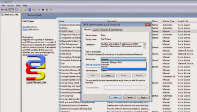 ip conflict windows services.msc 2
