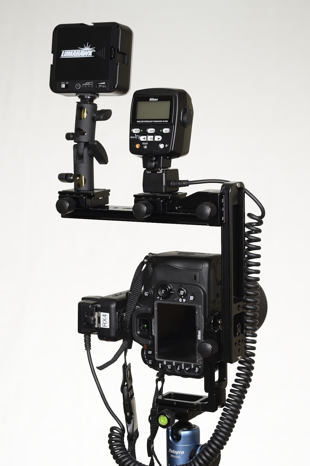 Hejnar Photo Modular Flash Bracket rear view