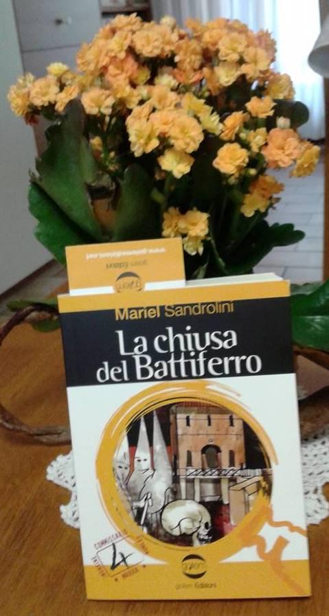 Mariel Sandrolini Recensione di una lettrice a La chiusa del battiferro Golem edizioni