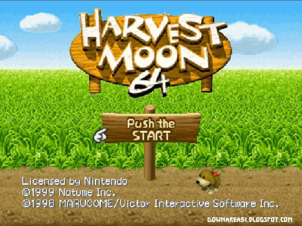 Harvest Moon Untuk Nintendo 64