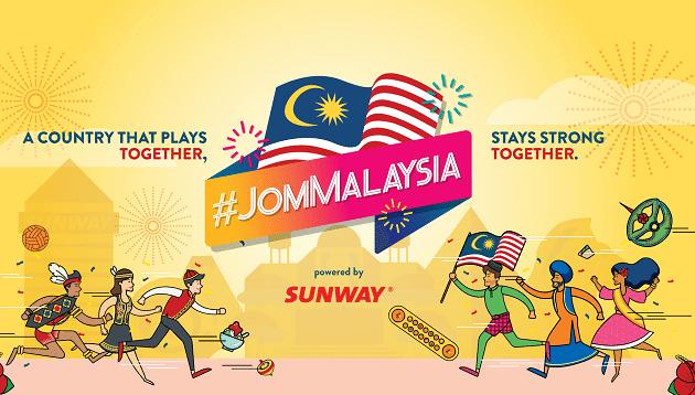 #JomMalaysia Carnival, Sunway City Kuala Lumpur,