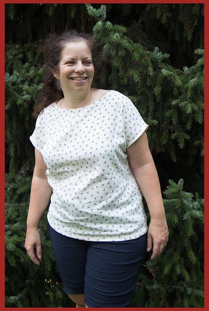 Shirt Sara von Pattydoo