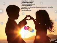 7 Pertimbangan Ketika Sabahat Dekat Bilang Cinta Padamu ?