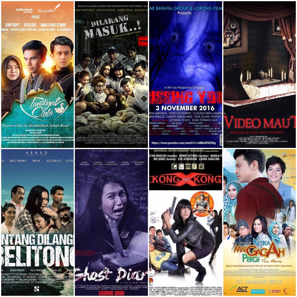 15 Film Indonesia Terburuk 2016