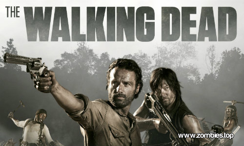 Sinopsis de la serie The Walking Dead