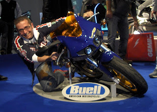 ascanio gardini on buell xb in 2005