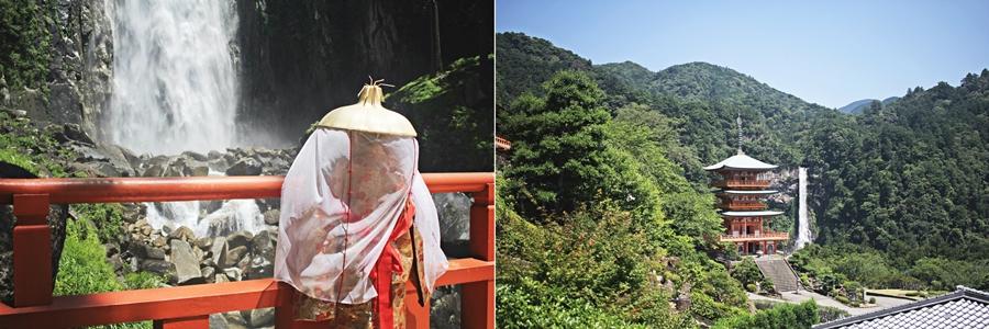 wakayama waterfall nachi fall