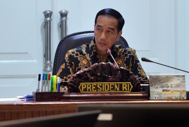 Jokowi: 50 Persen Cukai Rokok Tambal Defisit BPJS Kesehatan