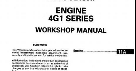 mitsubishi ebook soft workshop manual mitsubishi engine 4g1 rh mitsubishidht blogspot com workshop manual for 1996 toyota camry workshop manual for 1998 isuzu trooper